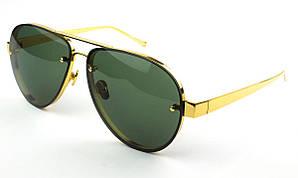 Солнцезащитные очки Linda Farrow LUXE-LFL-375-01
