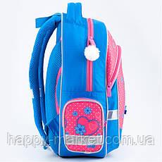 Рюкзак школьный K18-521S-2 Pretty kitten Б, фото 3