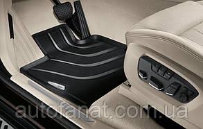 Комплект оригинальных ковриков салона  для BMW X3 (F25),X4(F26) (51472458442 / 51472286003)