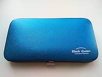 Кейс Black Queen на 4 пинцета, цвет Синий, фото 1