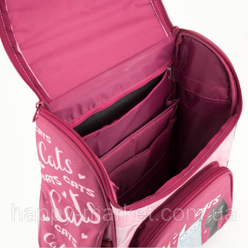 Рюкзак школьный каркасный GO18-5001S-9