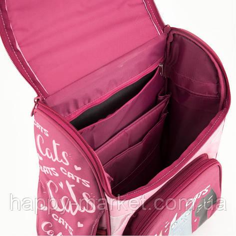 Рюкзак школьный каркасный GO18-5001S-9, фото 2