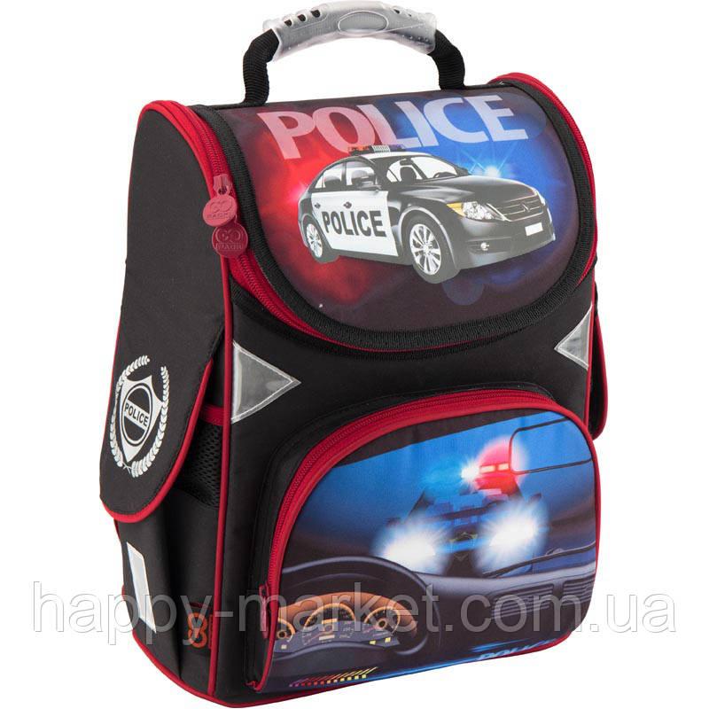 Рюкзак школьный каркасный GO18-5001S-11