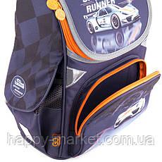 Рюкзак школьный каркасный GO18-5001S-19, фото 3