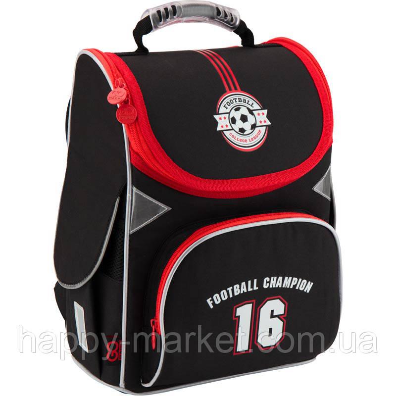 Рюкзак школьный каркасный GO18-5001S-20