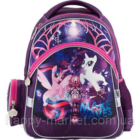 Рюкзак школьный Kite My Little Pony LP18-521S, фото 2