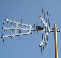 Антенны для цифрового телевиде...