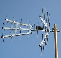 Антенны для цифрового телевидения T2