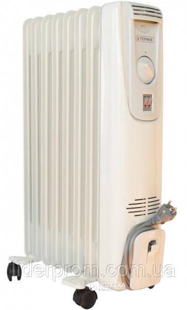 Масляный обогреватель Термия Н0712 (7 секций) 1,2 кВт