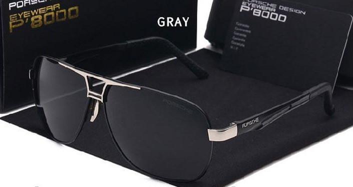 Солнцезащитные очки Porsche Design (8521 ) silver