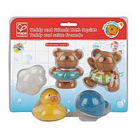 Игрушка для ванной Teddy and Friends Squirts, Hape