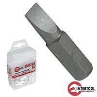"""Комплект викруткових насадок InterTool SL3мм, 1,4"""", 25мм (25шт)"""