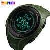 Часы Skmei 1314 Спортивные/Компас/Compass/ цвет хакки