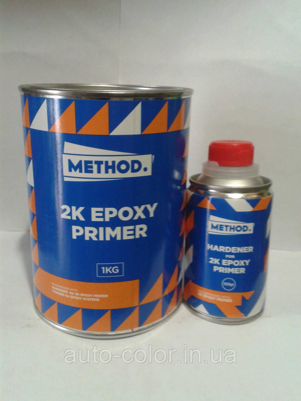 METHOD Епоксидний грунт 1л+0.1 л затверджувач