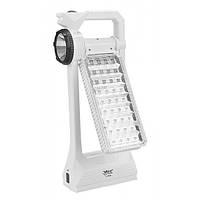 Настольная аккумуляторная лампа 36+1LED., фото 1