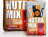 Nutra Mix Professional для активных котов и кошек,а также в период беременности и лактации 22,7кг