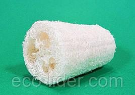 Люфа - натуральна мочалка, 10 см