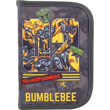 Пенал Transformers 1отд.,1 отв. TF18-621-2 , фото 2