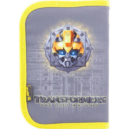 Пенал Transformers 1отд.,2 отв. TF18-622-1 , фото 2