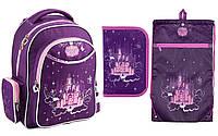 Набор: рюкзак+пенал+сумка для обуви Kite Fairy tale K18-511S