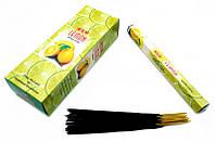 Аромапалочки GR LEMON (шестигранник) Лимон