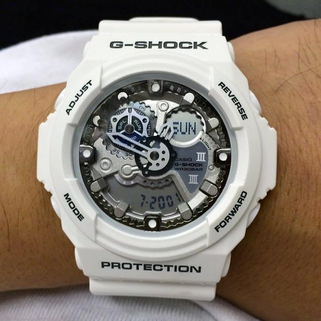 Оригинальные наручные часы Casio  GA-300-7AER