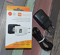 Сетевое зарядное устройство Xiaomi YJ 06 2A +Micro USB кабель