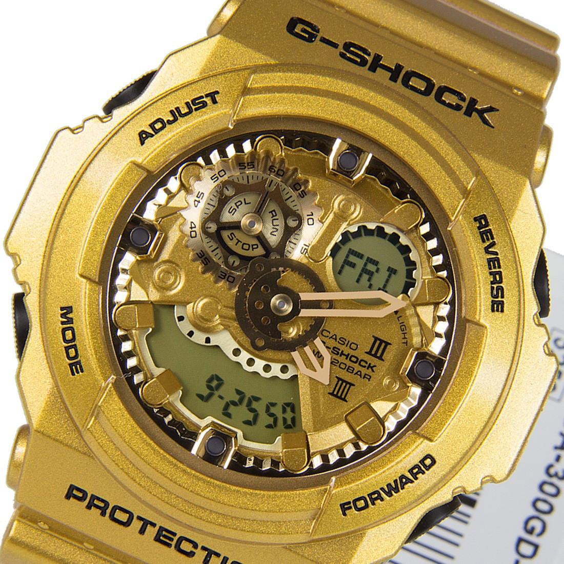 Оригинальные наручные часы Casio GA-300GD-9AER