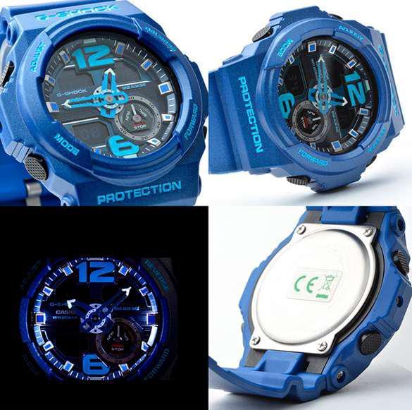 Оригинальные наручные часы Casio GA-310-2AER
