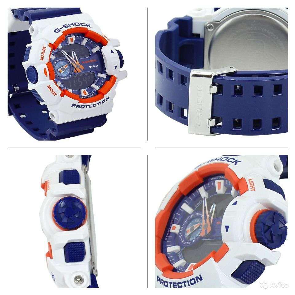 Оригинальные наручные часы Casio  GA-400CS-7AER