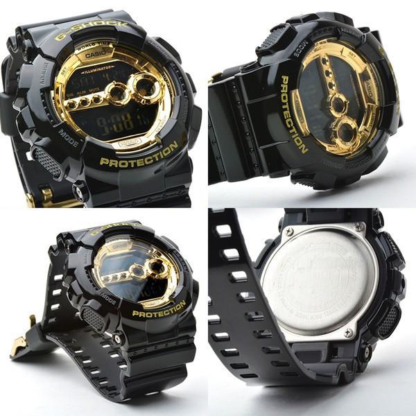 Оригинальные наручные часы Casio GD-100GB-1ER