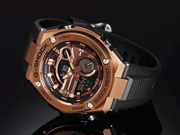 Оригинальные наручные часы Casio GST-210B-4AER