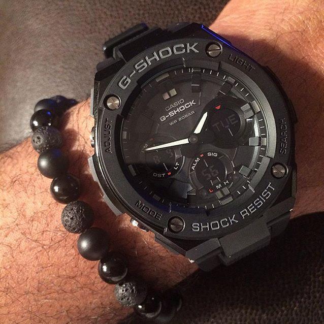 Оригинальные наручные часы Casio GST-W100G-1BER