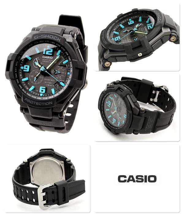 Оригинальные наручные часы Casio GW-4000-1A2ER