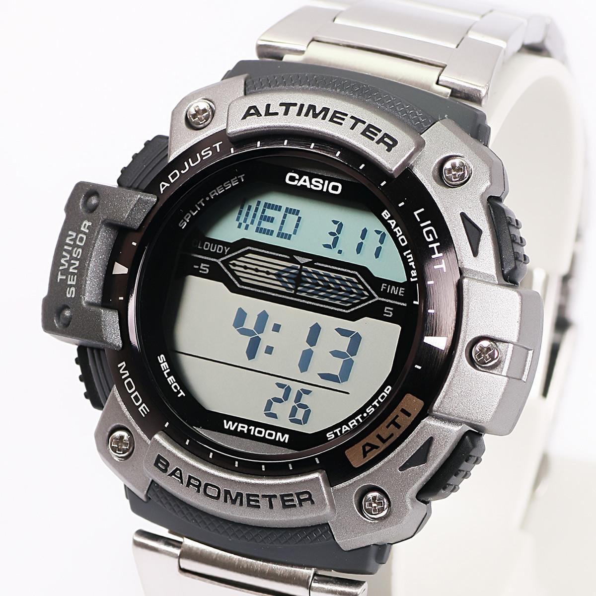 Часы наручные CASIO SGW-300HD-1AVER