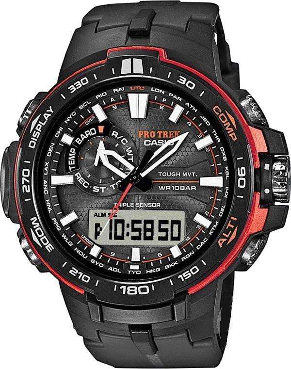 Часы наручные CASIO  PRW-6000Y-1ER