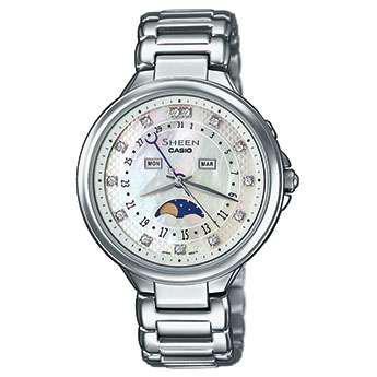Часы наручные CASIO SHE-3044D-7AUER