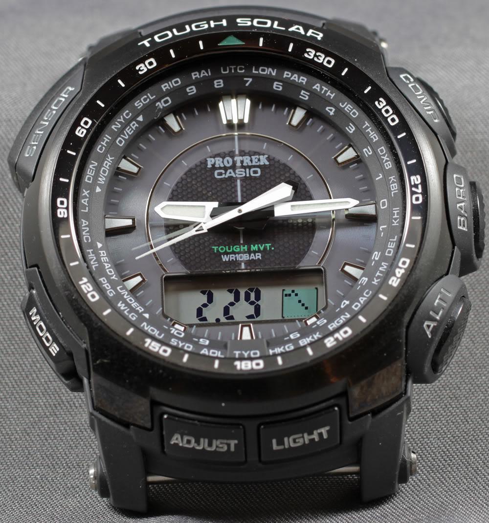 Часы наручные CASIO PRW-5100-1ER