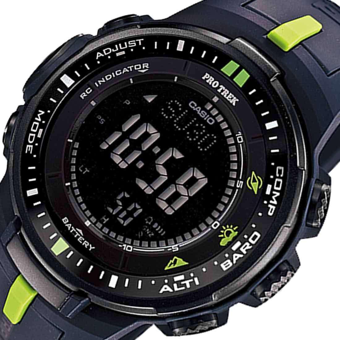 Часы наручные CASIO PRW-3000-2ER