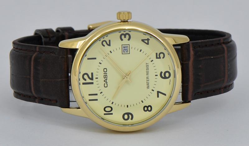 Часы наручные MTP-V002GL-9BUDF
