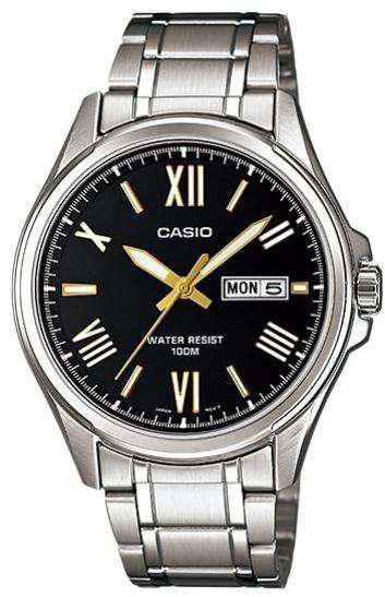 Часы наручные casio  MTP-1377D-1A