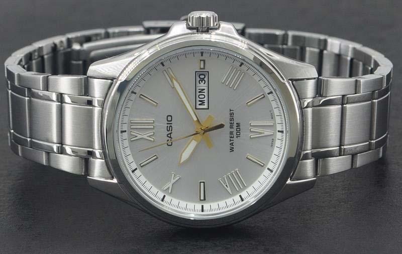 Часы наручные casio   MTP-1377D-7A