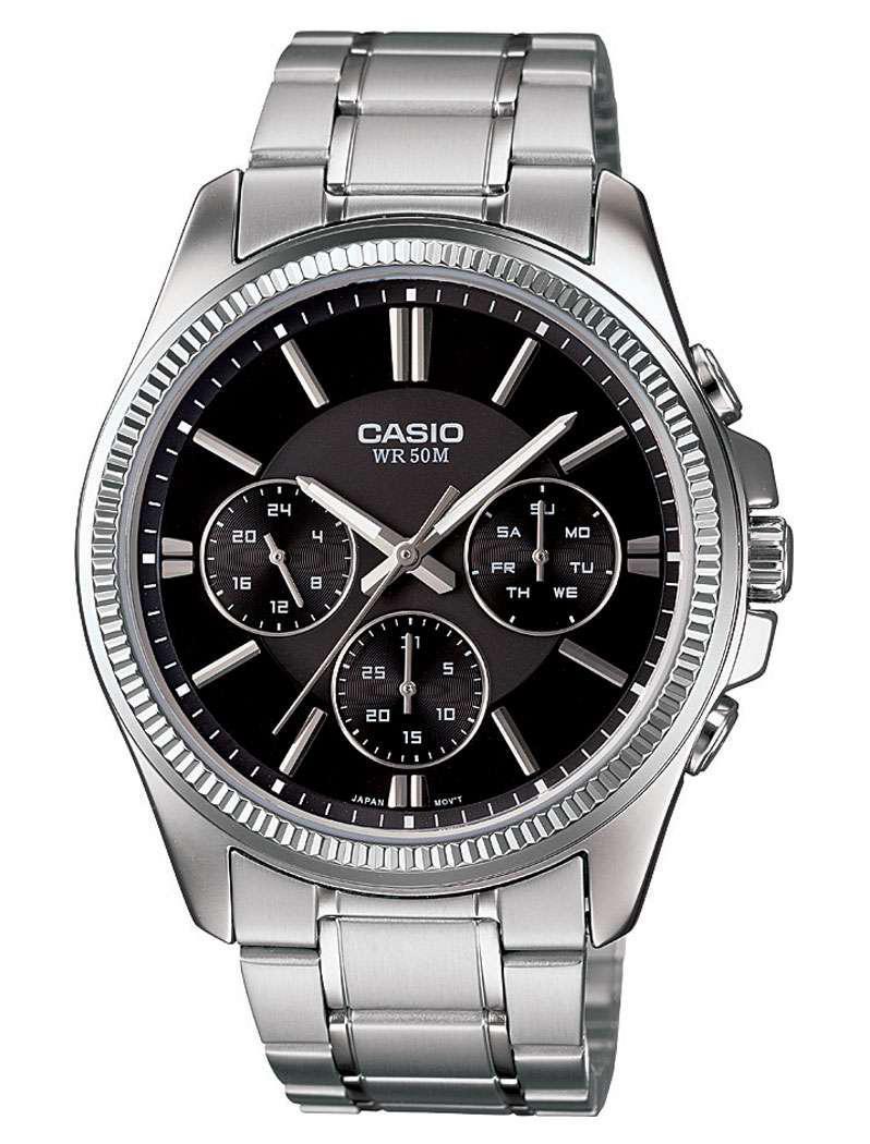 Часы наручные casio  MTP-1375D-1AVD