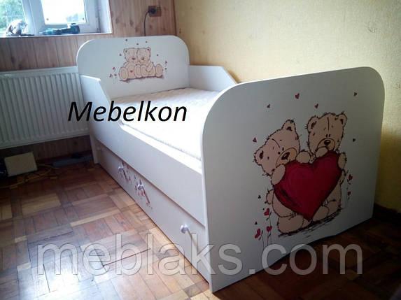 """Кровать детская """"Мишки"""" Mebelkon, фото 2"""