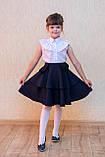 Шкільна сорочка для дівчинки *Томі*, фото 2