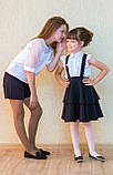 Шкільна сорочка для дівчинки *Томі*, фото 3
