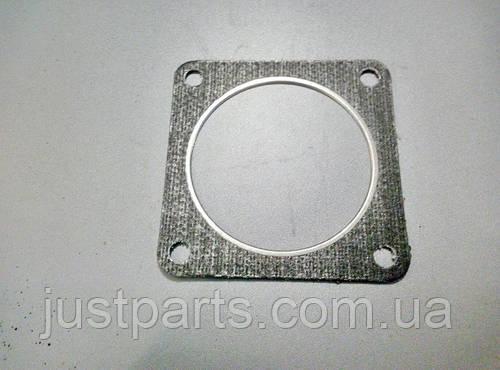Прокладка фланца приемной трубы левой МАЗ, КрАЗ задняя 250Б-1203038 (пр-во АвтоКрАЗ)