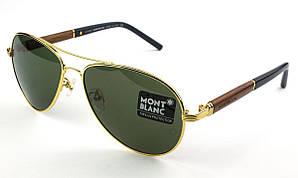 Солнцезащитные очки Mont Blanc MB409-28R