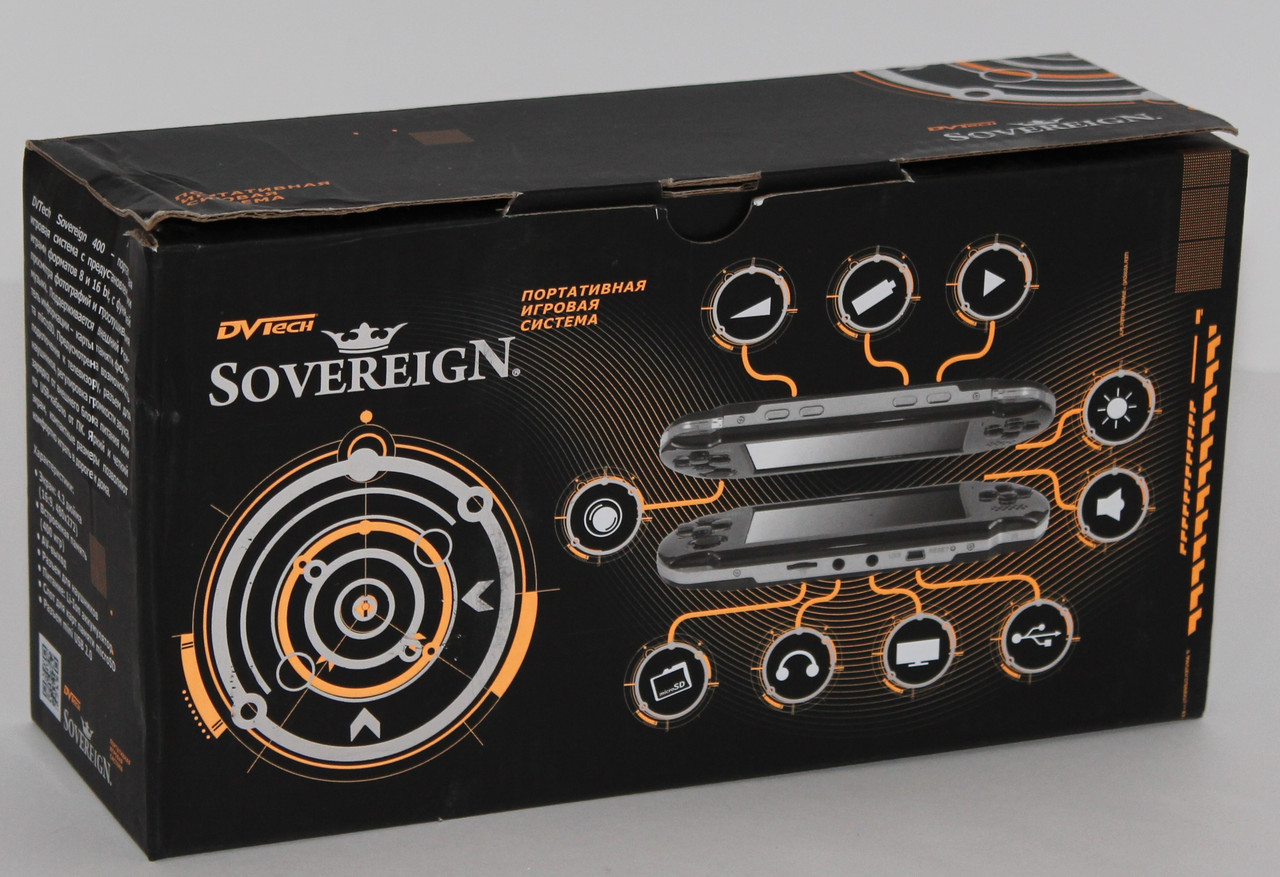DVTech Sovereign 400