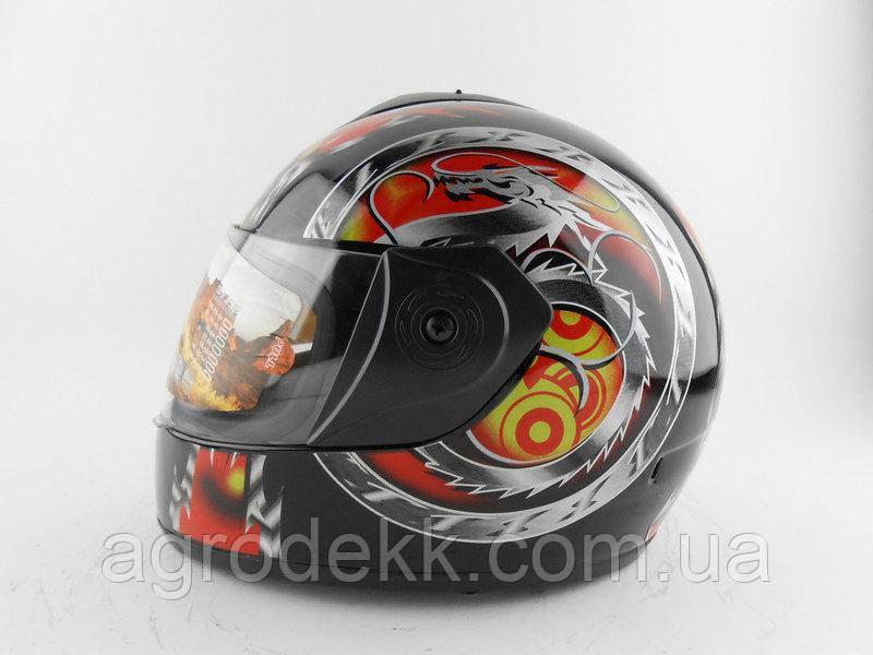Шлемы для мотоциклов Hel-Met 150 Дракон